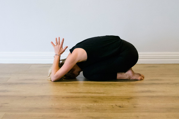 Gentle flow yoga classes in the suburb of Wembley