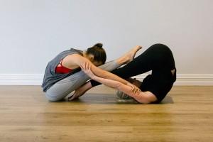 Instructors at Nest Yoga Wembley